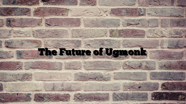 The Future of Ugmonk